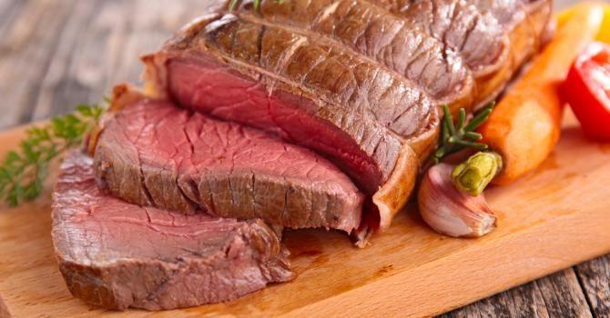 Recette de Rôti de bœuf express spécial Cookeo. Facile et rapide à réaliser, goûteuse et diététique. Ingrédients, préparation et recettes associées.