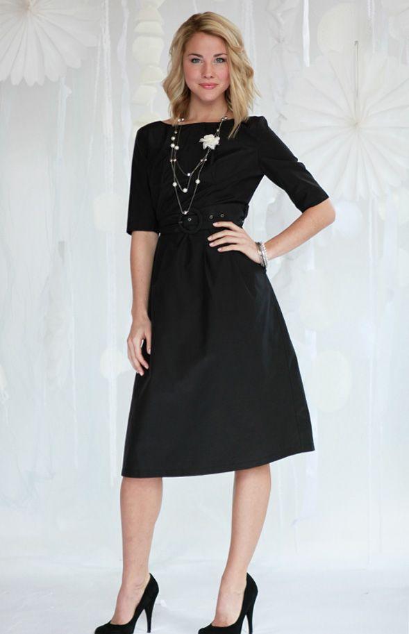 78 best images about Modest Dresses on Pinterest   Wrap dresses ...