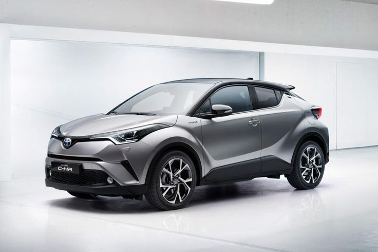 The Toyota C-HR is a mid-sized SUV that rivals models such as Nissan Qashqai, Renault Kadjar and Peugeot 2008