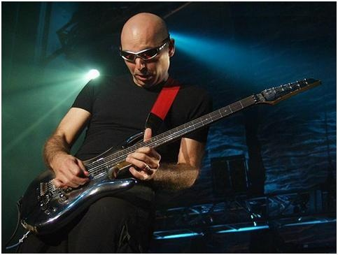 Satriani may well be the next stage in the evolution of guitarists. He has the ability to play music when he is goofing off that many guitar players will never be able match, even after years of practice.