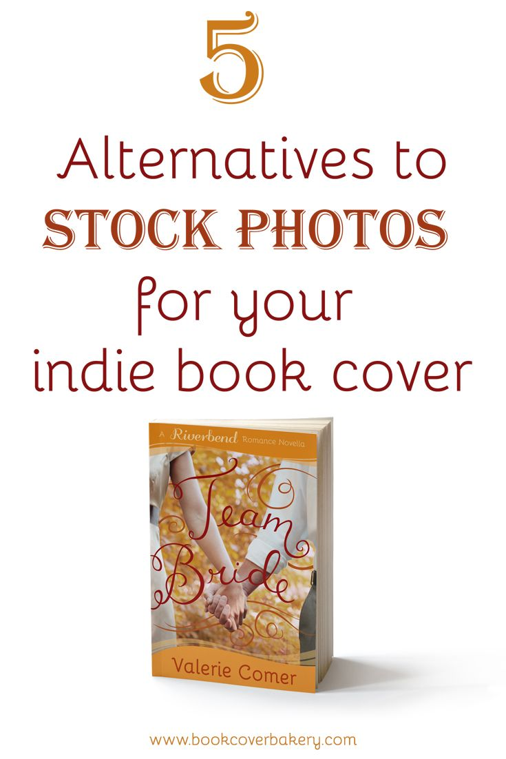 Do you think stock photos are the only option for indie book covers? Think again!   Book Cover Bakery