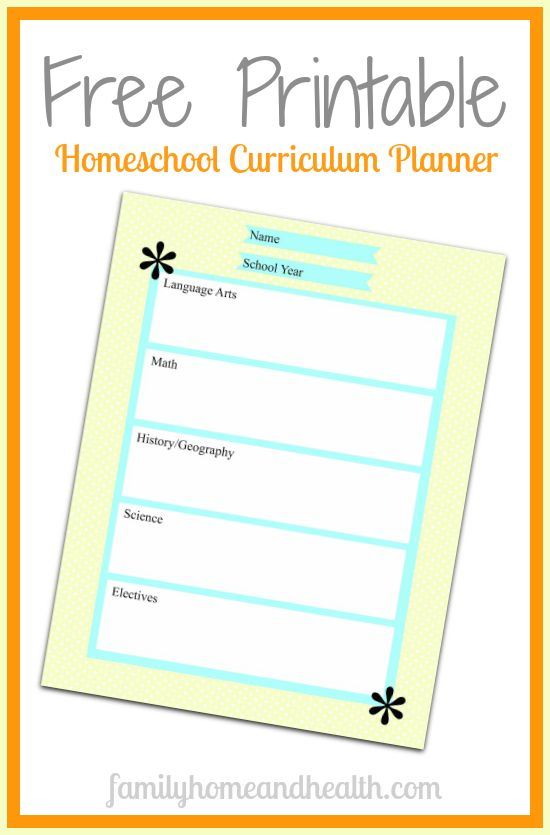 See how a relaxed homeschooler plans a successful homeschool year!