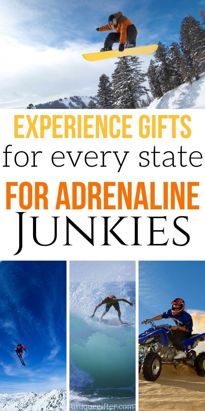 Adrenaline Junkie Experience Gifts Near Me Unique Gifter In 2020 Experience Gifts Christmas Gift For Dad Adrenaline Junkie
