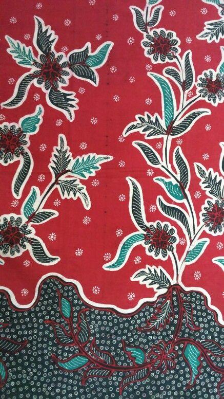 Batik Tulis Madura. IDR 200.000