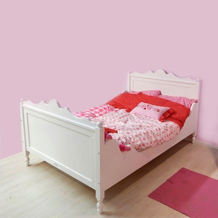 Die besten 25+ Bett 120x200 weiß Ideen auf Pinterest Mädchen
