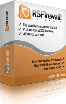 RSFirewall! - The most advanced security system