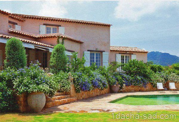 дом и сад в стиле прованс (10)