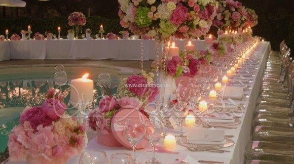 Wedding in Italy. Matrimonio all'americana a Villa Eubea. Rito simbolico del matrimonio | Cira Lombardo Wedding Planner