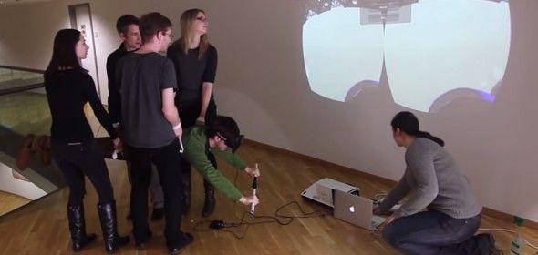 Estudantes criam simulador de asa-dela com Oculus Rift e pessoas reais