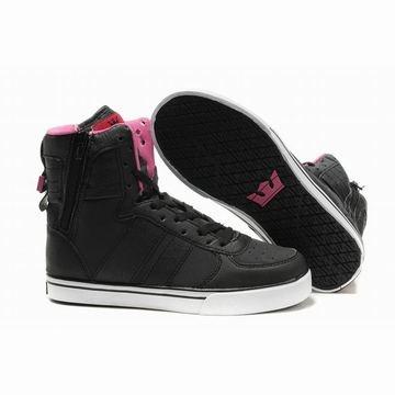 black pink 2011 new supra  for women