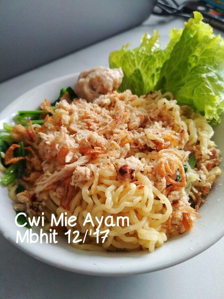 Cwi Mie Malang by Mami Djajanta
