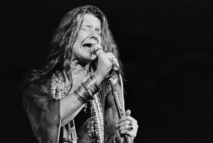 A lenda do rock Janis Joplin se apresenta no segundo dia.