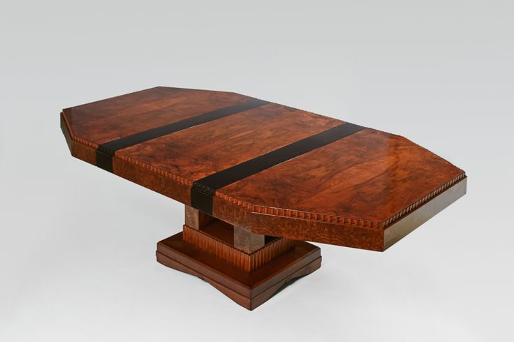 Art Deco Dining Table - Michael Mortell Gallery