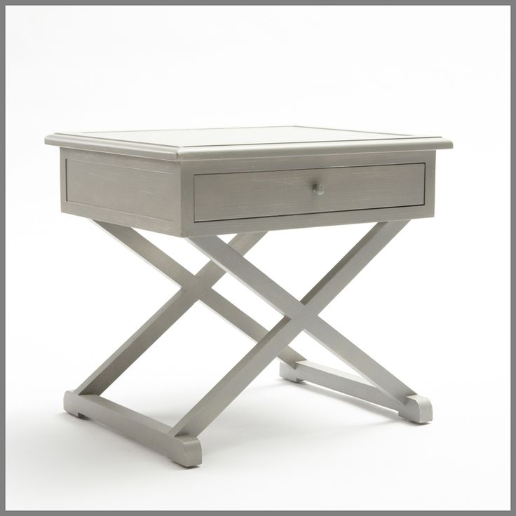 Exceptional Lane Washed Grey Side Table   Hamptonu0027s | Interiors Online   Furniture  Online U0026 Decorating Accessories