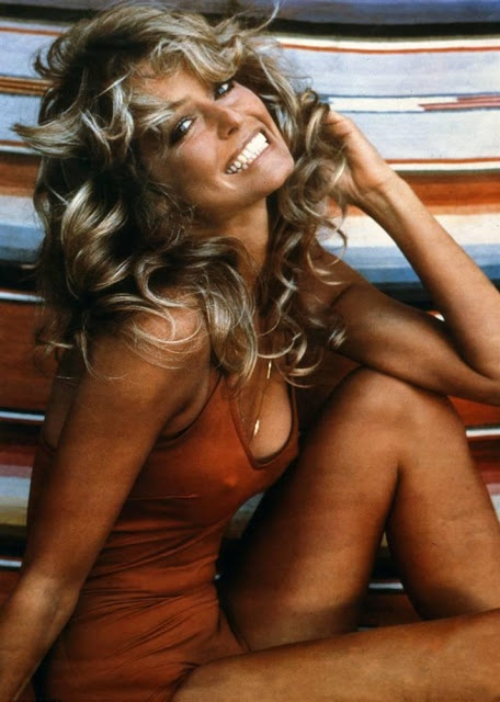 Farrah Fawcett: The Iconic Poster by Bruce McBroom