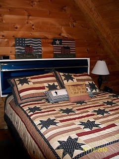 39 best images about americana on pinterest red white for Americana bedroom ideas
