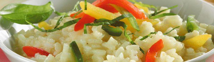 Recept voor risotto met paprika en saffraan| Vers van de Teler
