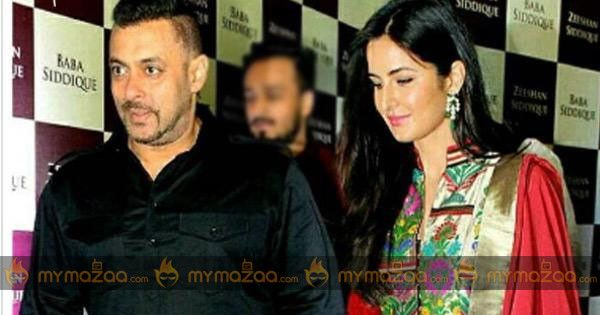 #Salman & #Katrina photo goes viral!!
