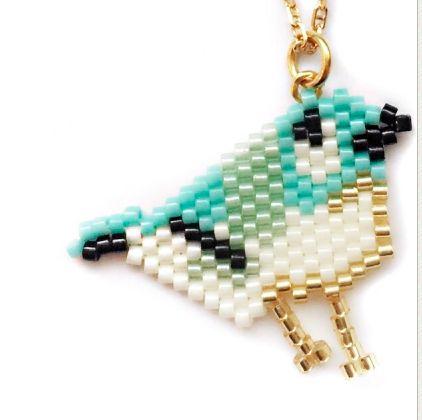 pico bird pearls diy