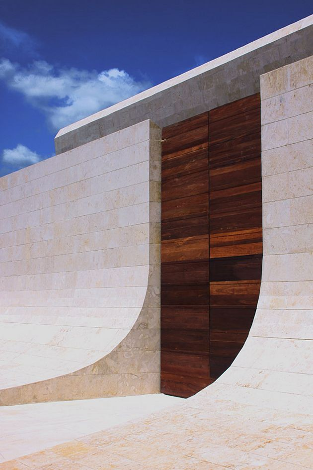 House in Dominican Republic by A cero Architecture