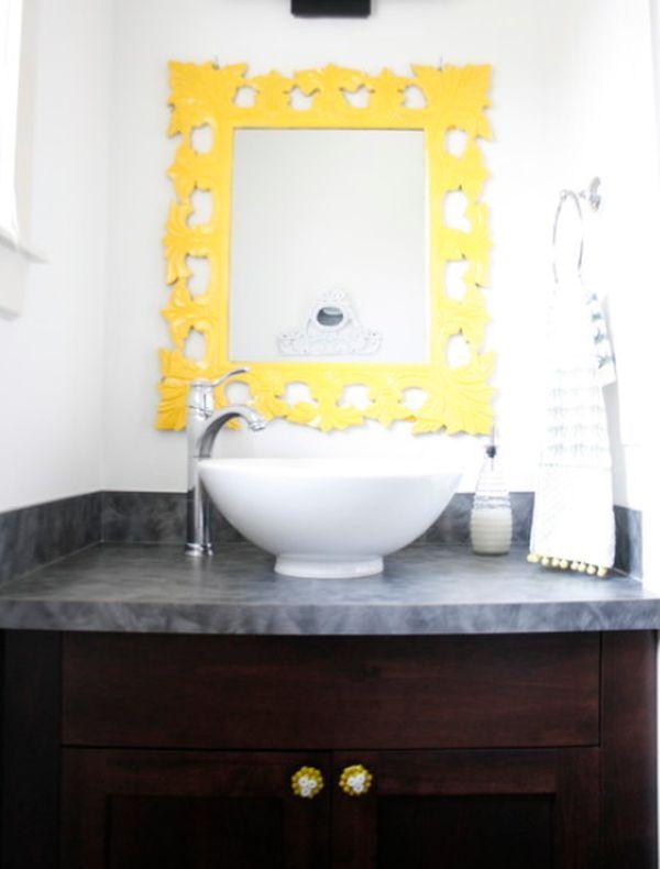 Mirror, Mirror On The Wall (Bathroom Mirrors)