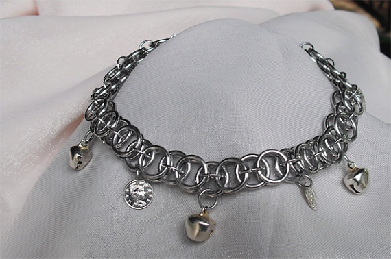 Gypsy Jingle Bell Anklet