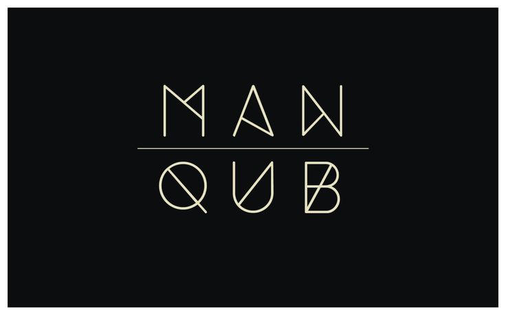ManQub Logo Design Concept