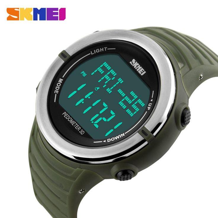 Led Digit Watch Women Heart Rate Monitor Watch Fitness Tracker Healthy Fit Pedometer Relogio Feminino Sports Waterproof Watches