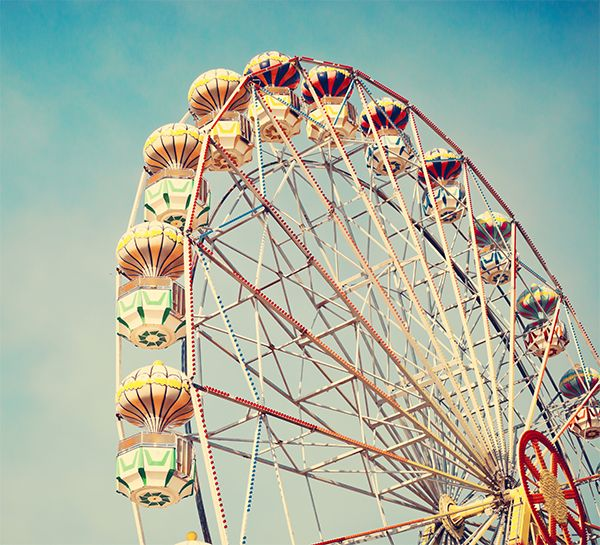 If the wheel is not turning it's either broke or the ride is over. ~ Phenomenally Me  Have you...
