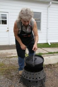 Going Dutch: The Art and Practice of Dutch Oven Cooking