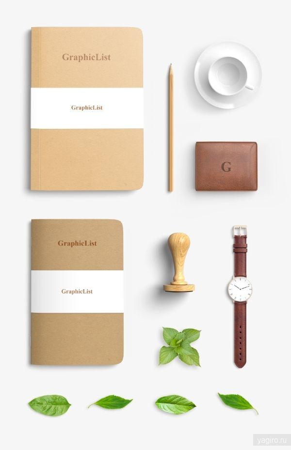 Мокап набора инструментов / Мокапы / Yagiro - сайт о дизайне и для дизайнеров
