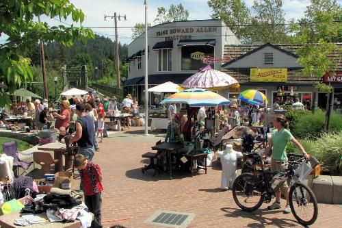 Guerneville - Charming Towns of Northern California's Wine Country Slideshow at Frommer's