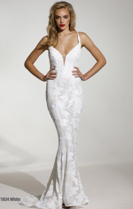52cbfcc701cc Tina Holy White | Formal ideas | Pinterest | Formal