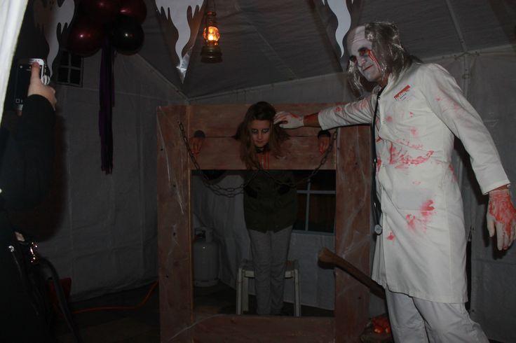 Halloween huis ideeën