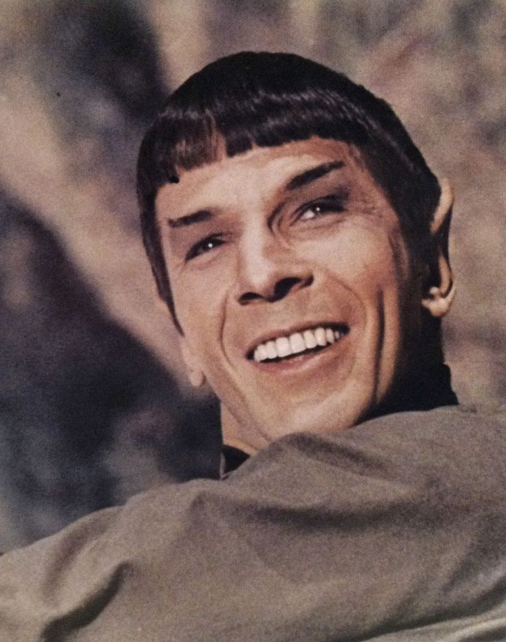 "This Side of Paradise. Kirk- ""Why didn't you report in ?"" Spock- ""I didn't want…"