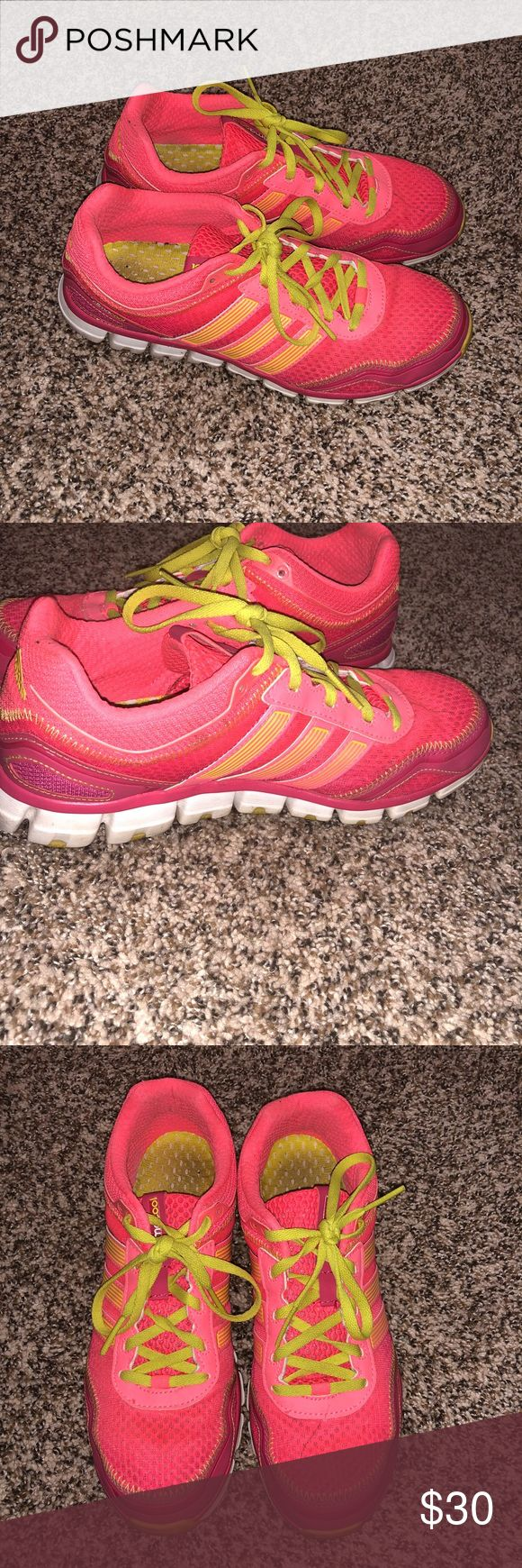 Adidas size 8 climacool tennis shoes Adidas size 8 climacool tennis shoes   Used adidas Shoes Athletic Shoes