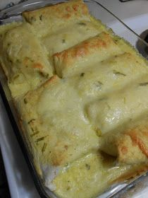 Eat cook and love: Enchiladas au tempeh & haricots noirs, sauce à la crème sure