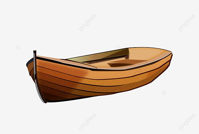 Sea Color Wooden Boat Illustration Boat Clipart Ship Wooden Boat Png And Vector With Transparent Background For Free Download Perahu Kayu Perahu Memancing Ilustrasi
