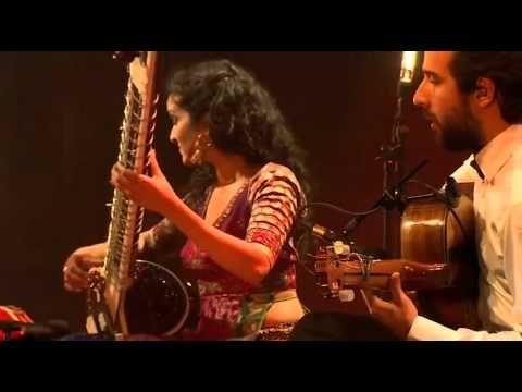 "Anoushka Shankar - ""Traveller"" Live @ Festival Les Nuits de Fourviere,.MAGIC! MIX FLAMENCO - INDIAN CLASSIC MUSIC"