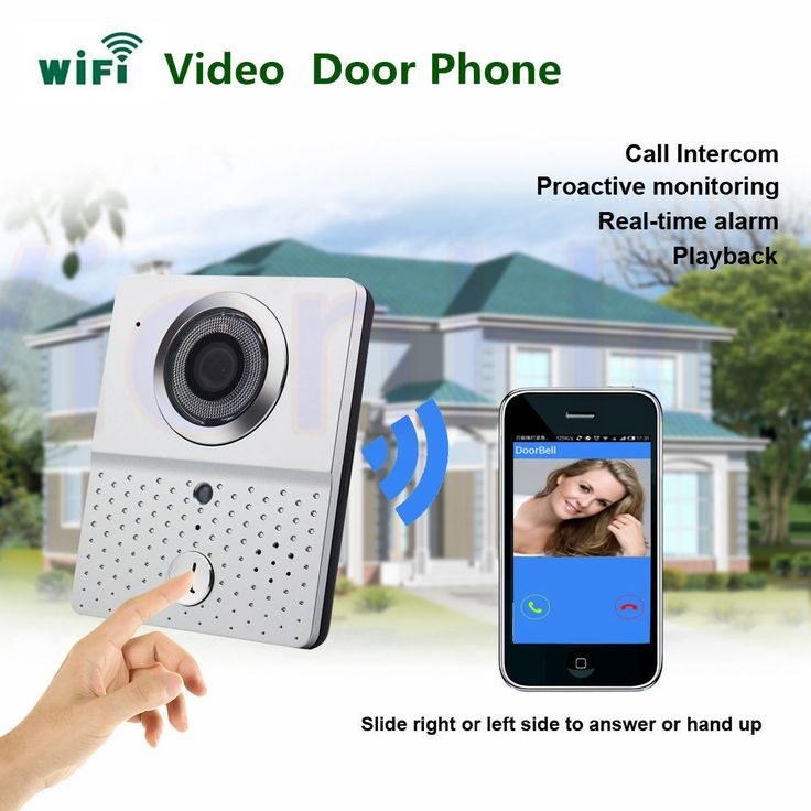 Sales Wireless WIFI Door Bell Camera Video Door Phone Intercom Doorbell Support Night Vision Smart Home Decor | New Gadgets Info