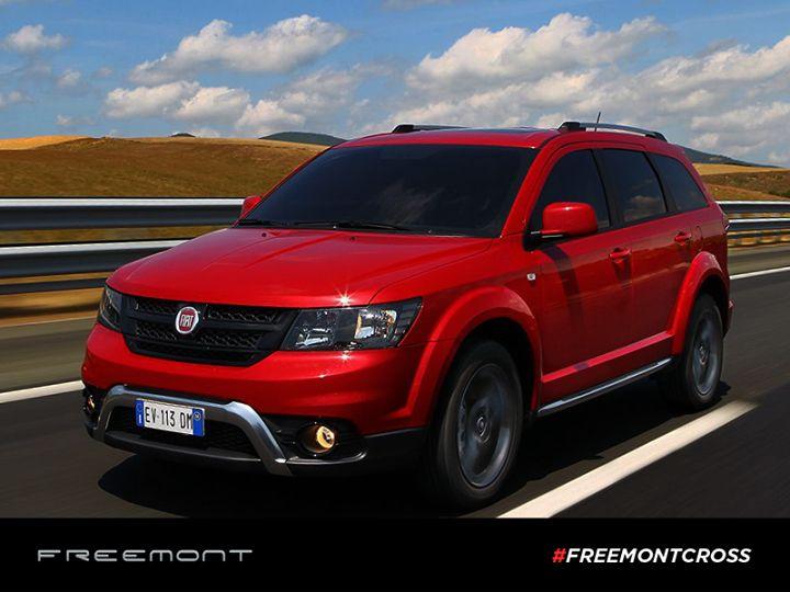 Forma i stylowy wygląd! Fiatowi Freemont Cross nie można się oprzeć! Poznaj zalety rodzinnego Fiata na http://www.fiat.pl/pl/freemont