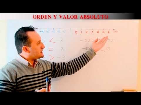 Números Enteros | Clases Gratis de Matemáticas - YouTube