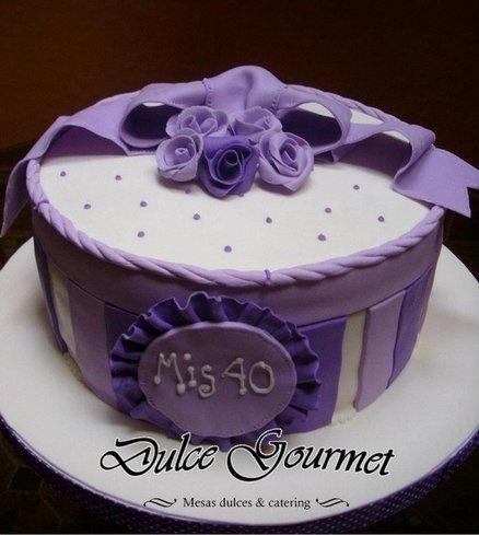 Elegant Th Birthday Cake Images
