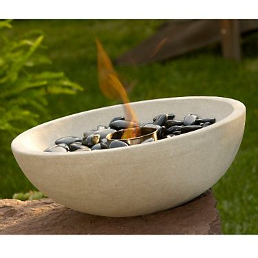 Firebowl - perfect for a small patio space!