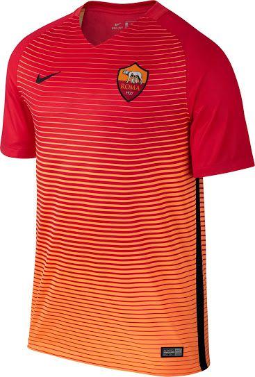 Roma third 16/17