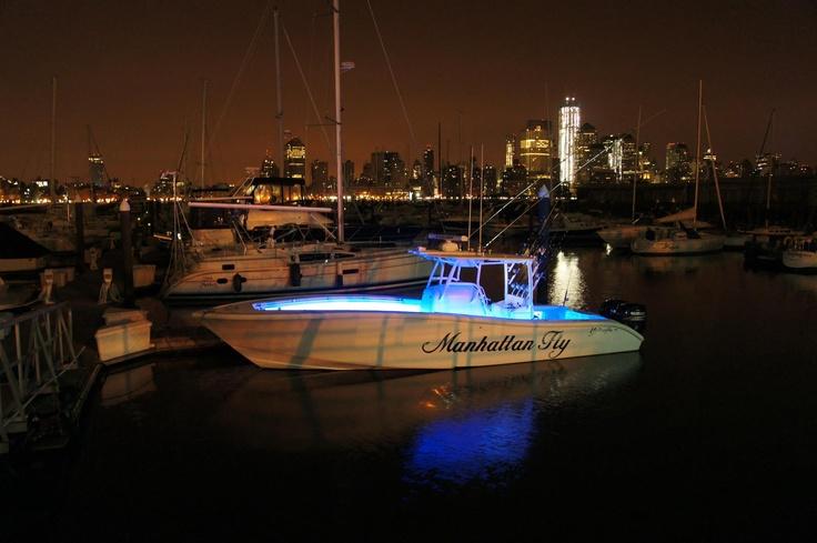 Yellowfin dreamboat