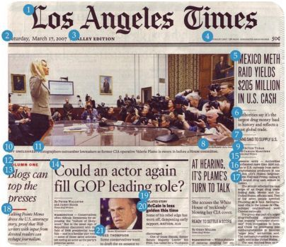 Best Newspaper Images On   Letterpresses Typography