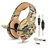Review for Gaming Headset for PS4 Xbox One S PC Mac Smartphone, ONIKUMA Camouflage Stereo H... - numpty moo  - Blog Booster