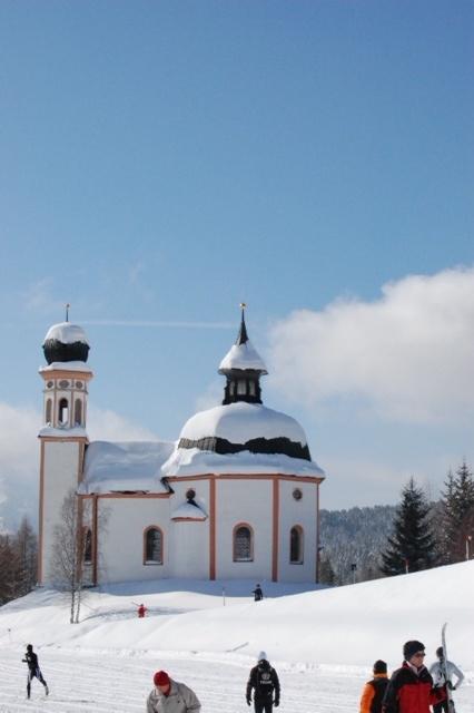 Seekirch, Seefeld-Austria