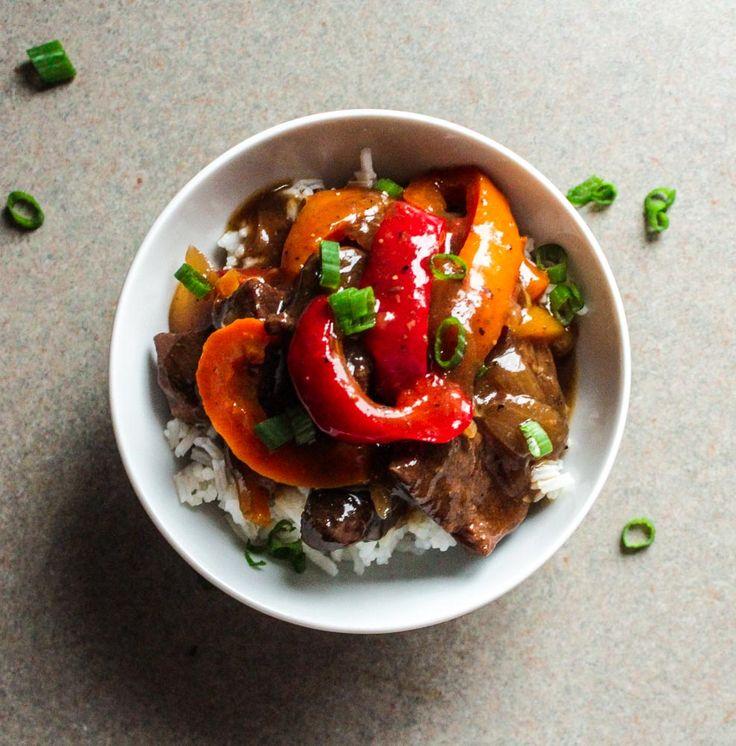 Instant Pot Beef Teriyaki